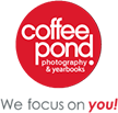 Coffee Pond Photography & Yearbooks; We focus on you!